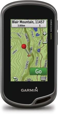 oregan 600T GPS