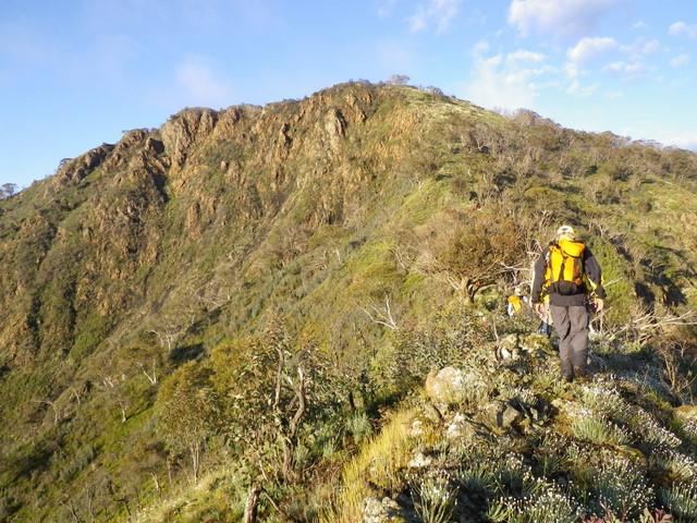 2010 Eagles Peaks rescue