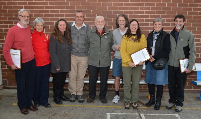 2013 Bushwalking Victoria Awars to BSAR members