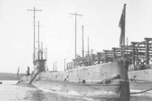 HMAS Ae2 submarine