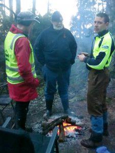 BSAR 2011 Mt Erica search