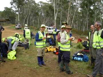 BSAR 2009 Davies Plain search