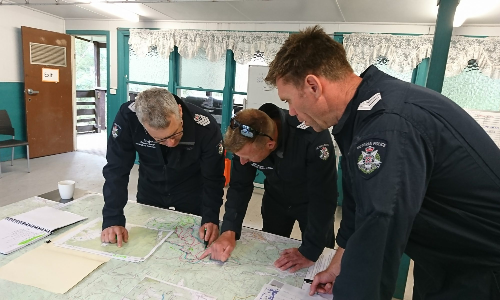 Search coordination on Tyers Search