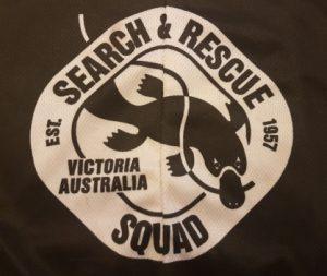 Victoria Police SAR logo