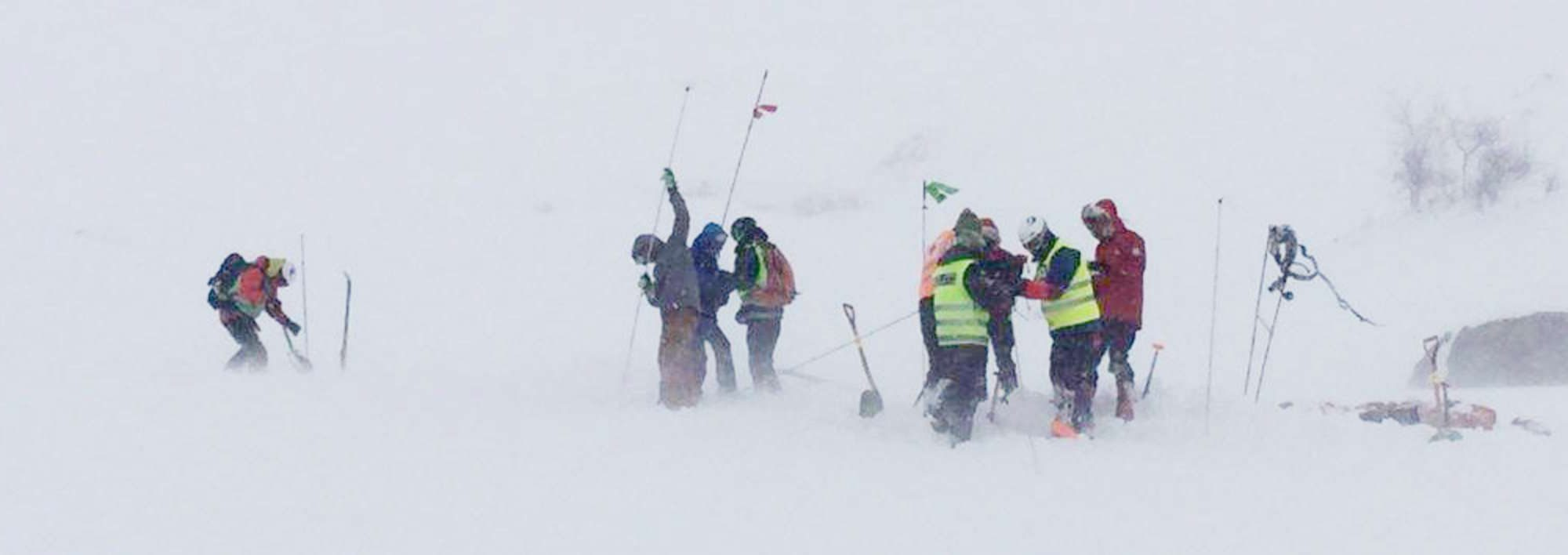 2017 Norway avalanche rescue
