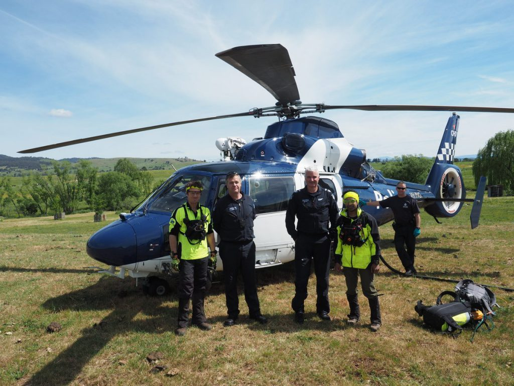 2019-11 BSAR Mansfield search
